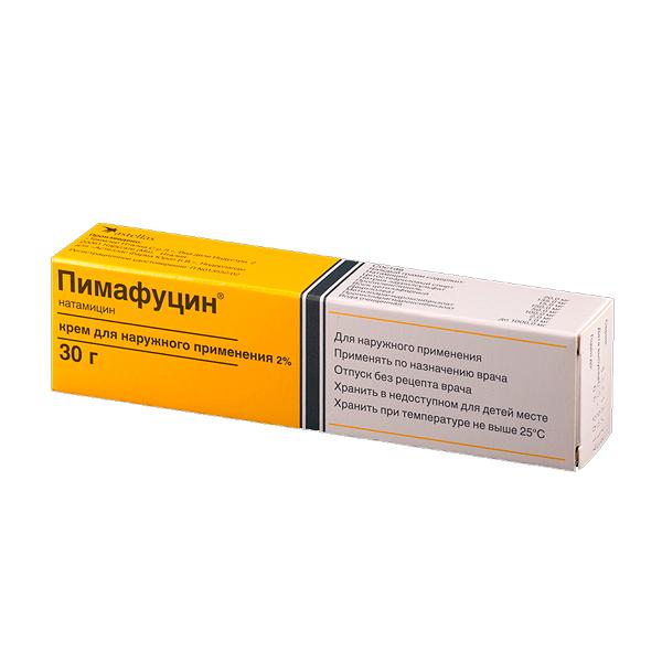 Пимафуцин крем (туба 30г)