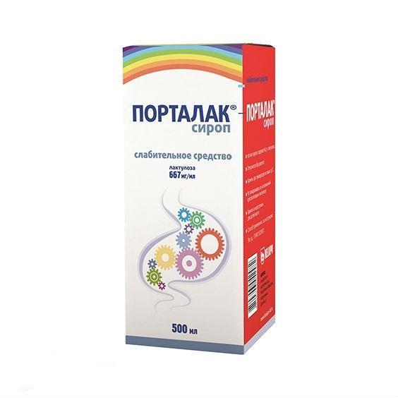 Порталак сироп (фл.500мл)
