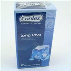 Презервативы Contex №12 продлевающие