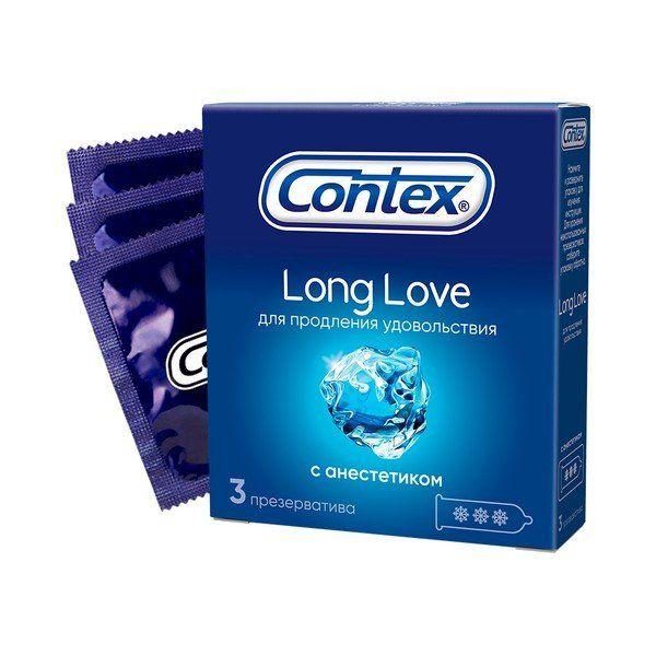 Презервативы Contex №3 продлевающие фото