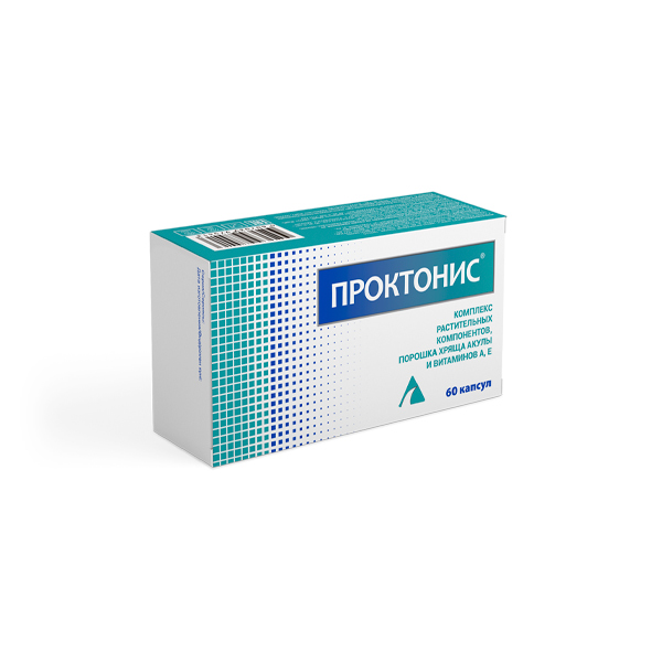 Проктонис капсулы №60