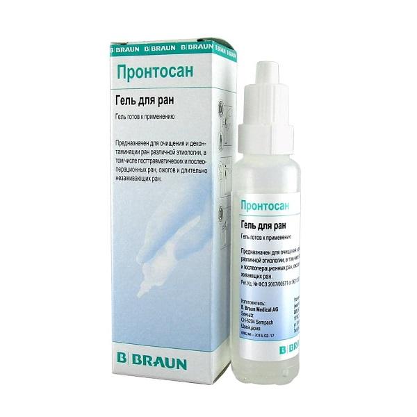 Пронтосан (гель для ран 30 мл)