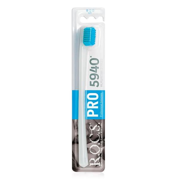Рокс зубная щетка (pro мягкая)