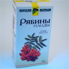 Рябины плоды (50г)