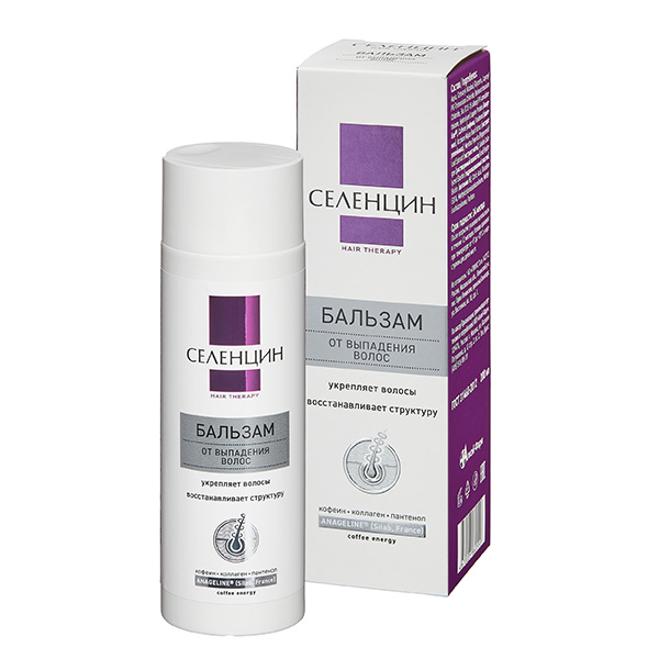 Селенцин бальзам-ополаскиватель (от выпадения волос 200мл)
