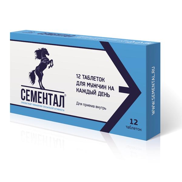 Сементал таблетки №12