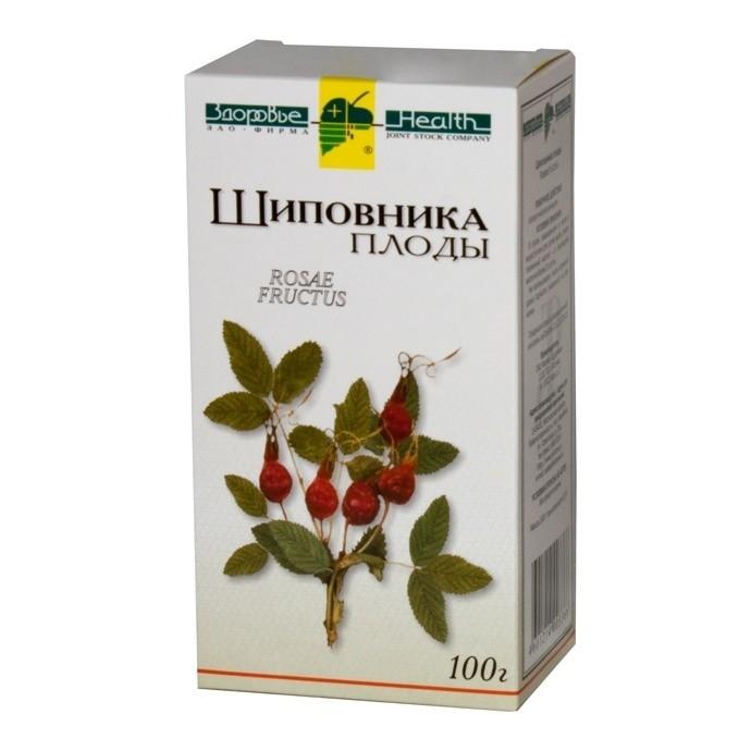 Шиповника плоды (100г)