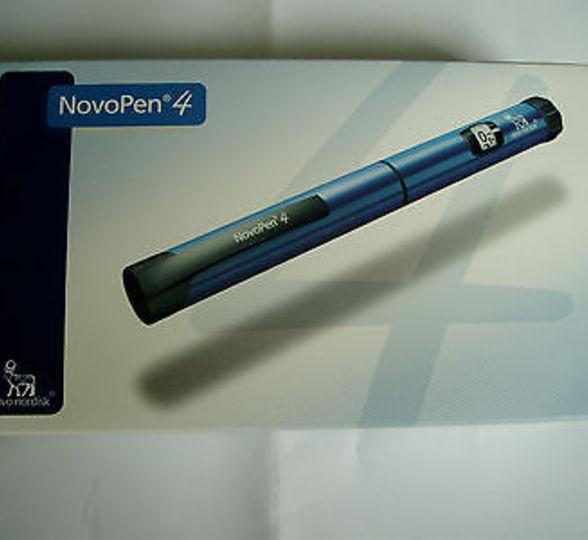 Шприц ручка Novopen 4 (д/введ. инсулина)