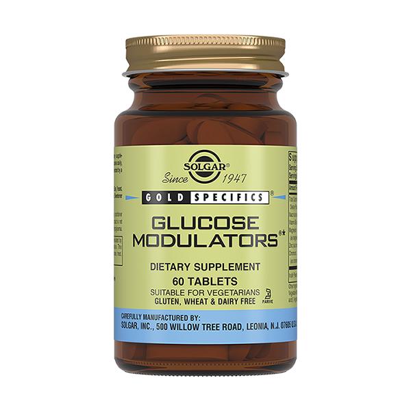 Солгар (Модуляторы глюкозы таб.№60)
