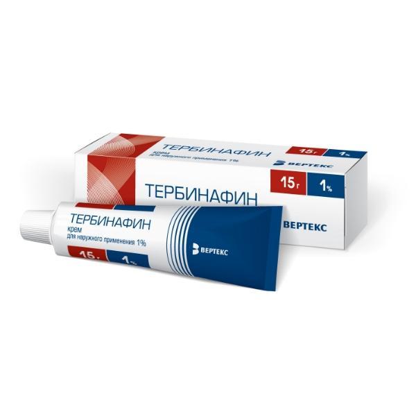 Тербинафин (крем 15г)