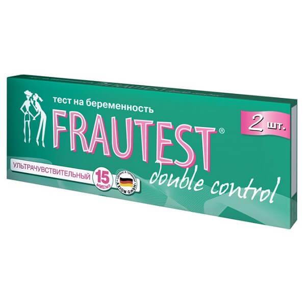 Тест на беременность Frautest №2 фото