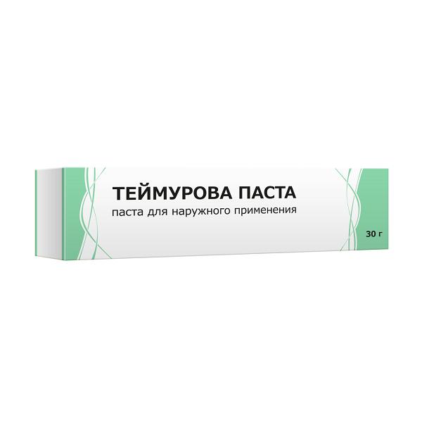 Теймурова паста (туба 30г)