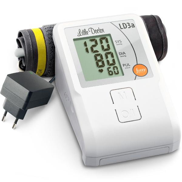 Тонометр LD (LD 3а (авт.+адаптер))