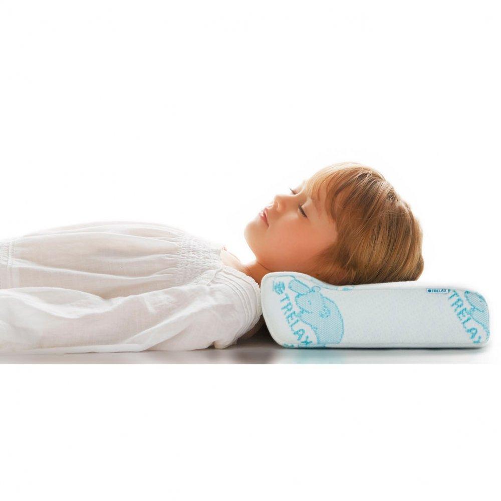 Трелакс подушка ортопедическая Оптима П03 для детей