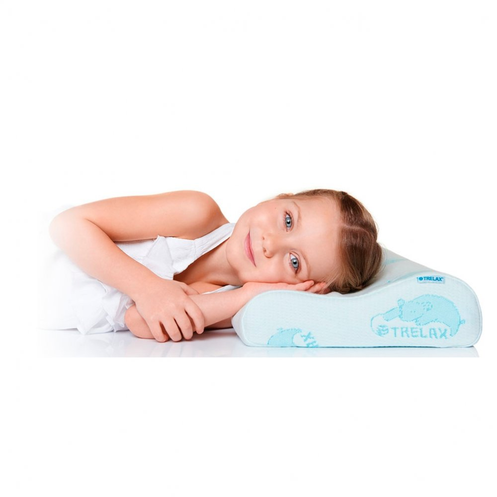 Трелакс подушка ортопедическая с эффектом памяти