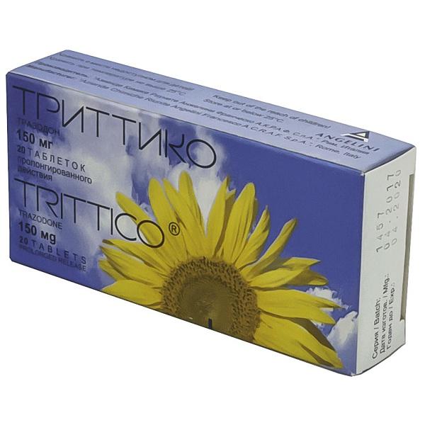 Триттико (таб. 150мг №20)