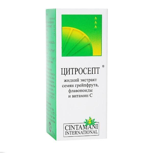 Цитросепт (фл. 10мл)