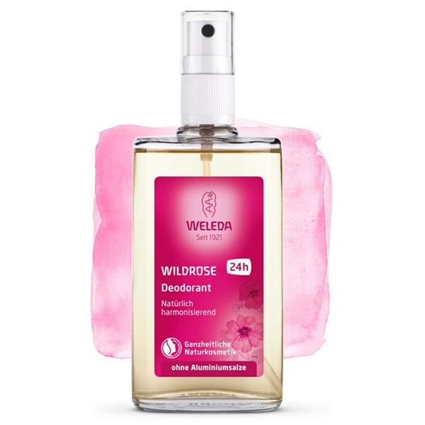 Веледа дезодорант (розовый 100мл)