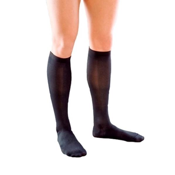 Венотекс Чулки компрессионные 1С150 до колена размер XL черные