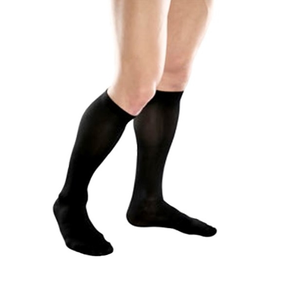 Венотекс Чулки компрессионные 1С153 до колена размер XXL черные