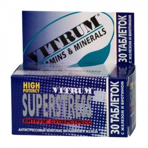Витрум Суперстресс таблетки №30