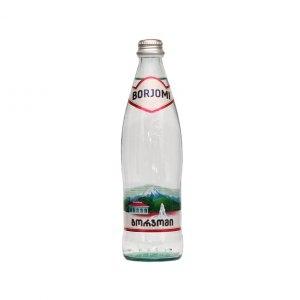 Вода Боржоми минер. (0,5л стекло)