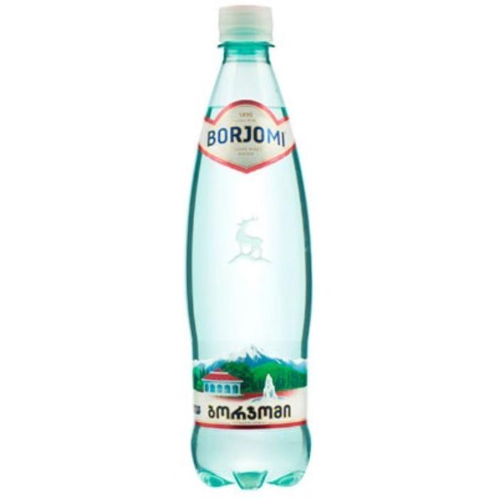 Вода Боржоми минер. (0,75л ПЭТ)