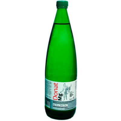 Вода DONAT Mg минер. (1,0л ПЭТ газ.)