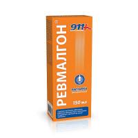 911-Ревмалгон растирка разогревающая (при боли в суставах и мышцах туба 150мл)