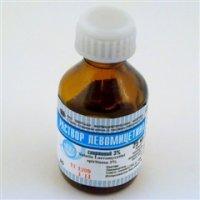 Купить Левомицетин (р-р спирт. 3% 25мл), РОССИЯ