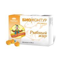 Рыбий жир (№100 (пищевой)), Полярис ООО