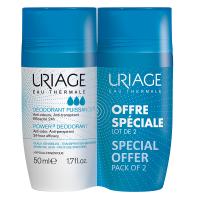 Купить Урьяж дезодорант набор тройной силы+ ролик 50мл, Франция