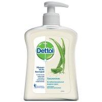 Деттол (мыло жид. а/бактер.алоэ вера+молочн.прот. 250мл)