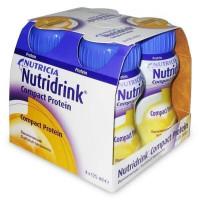 Смесь Нутридринк компакт протеин (банан 125мл №4)