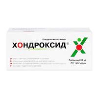 Купить Хондроксид (таб. 250мг №60), РОССИЯ