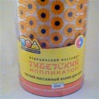 Купить Иппликатор Кузнецова Тибетский (желтый валик д/шеи), РОССИЯ
