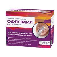 Офломил лак (д/ногтей 5% фл.2,5мл)