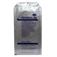 Купить Хартманн повязка ATRAUMAN AG c серебром стерильная 10х20см, Германия
