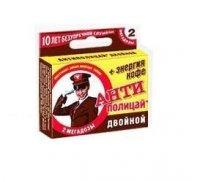 Купить Антиполицай (№2 двойной+энергия кофе), РОССИЯ