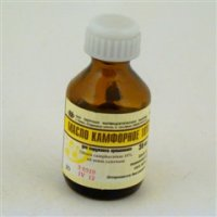 Масло камфорное (фл.30мл)