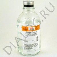Купить Натрия хлорид (фл. 0, 9% 400мл), РОССИЯ