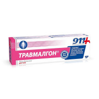 911 Травмалгон гель-бальзам для тела 100мл