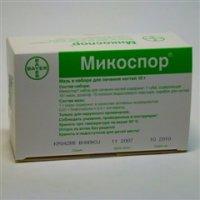 Микоспор (набор д/ногтей 10г)