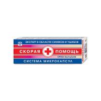 Купить Скорая помощь крем-бальзам (75мл от синяков и ушибов), РОССИЯ