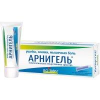 Арнигель гель гомеопатический туба 45г