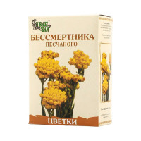 Купить Бессмертника цветки (50г), РОССИЯ