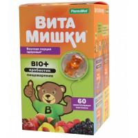 Витамишки BIO+пребиотик (пастилки жев. №60)