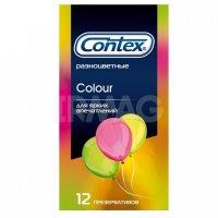 Презервативы Contex №12 цветные