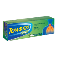 Терафлю Бро мазь (туба 40г)