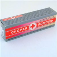 Купить Скорая помощь бальзам д/ран (туба 35мл), РОССИЯ